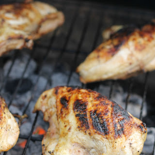 Carolina Barbecue Chicken