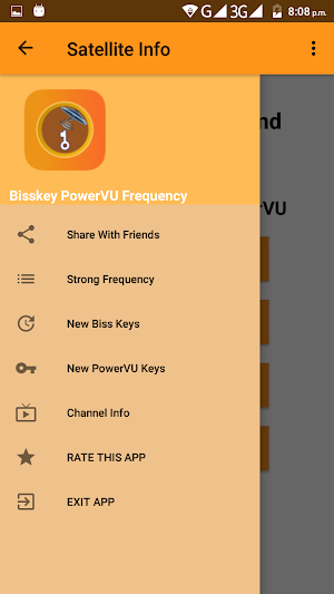 Satellite Biss Key, Frequency & PowerVU APK Download