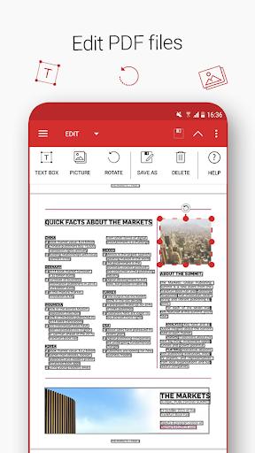 PDF Extra - Scan, Edit, View, Fill, Sign, Convert 6.3.784 screenshots 2