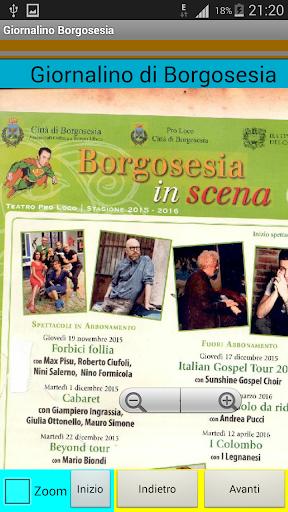 #GB Giornalino - Borgosesia 2.10.77.1 screenshots 7