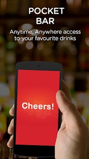 Cheers - Pocket Bar. Your first drink is on us- screenshot thumbnail