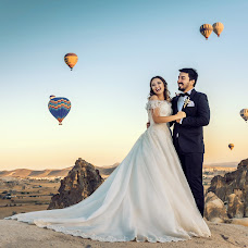Wedding photographer Özer Paylan (paylan). Photo of 14.02.2018