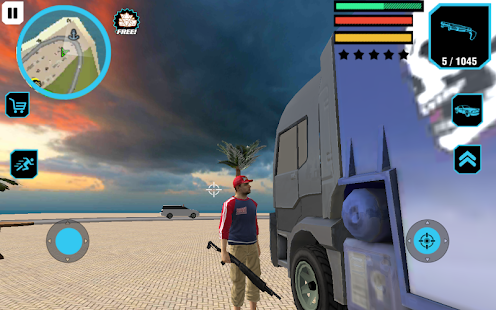 Truck Driver City Crush Screenshot