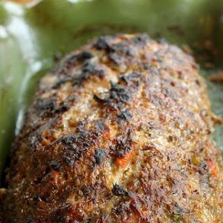 Pork and Beef Meatloaf.