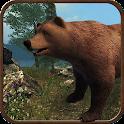 Wild Bear Attack Simulator 3d icon