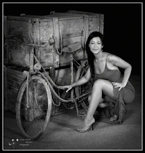 Photo: Girl with bicycle My contribution to #womenwednesday by +Niki Aguirre +Athena Carey +Lee Daniels +Christina Lawrie    #fineartpls #fineart #critiquepls #plusphotoextract curated by +Jarek Klimek