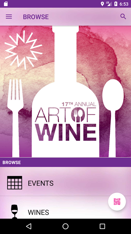 Art of Wine Festival- screenshot