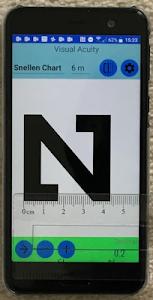 Visual Acuity Charts - Detect Myopia 2.1 b50 (Paid)