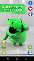 Screenshot of Talking Droid