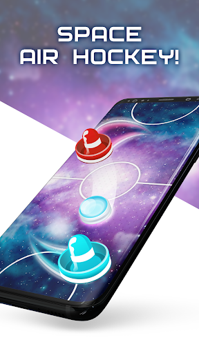 Two Player Games: Air Hockey ss1