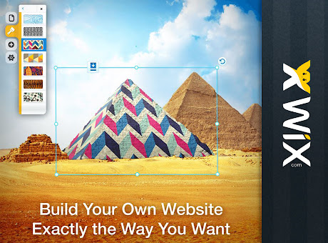 Wix Free Website builder - Review