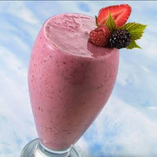 Liz's Single Serving Low Carb Very Berry Smoothie.