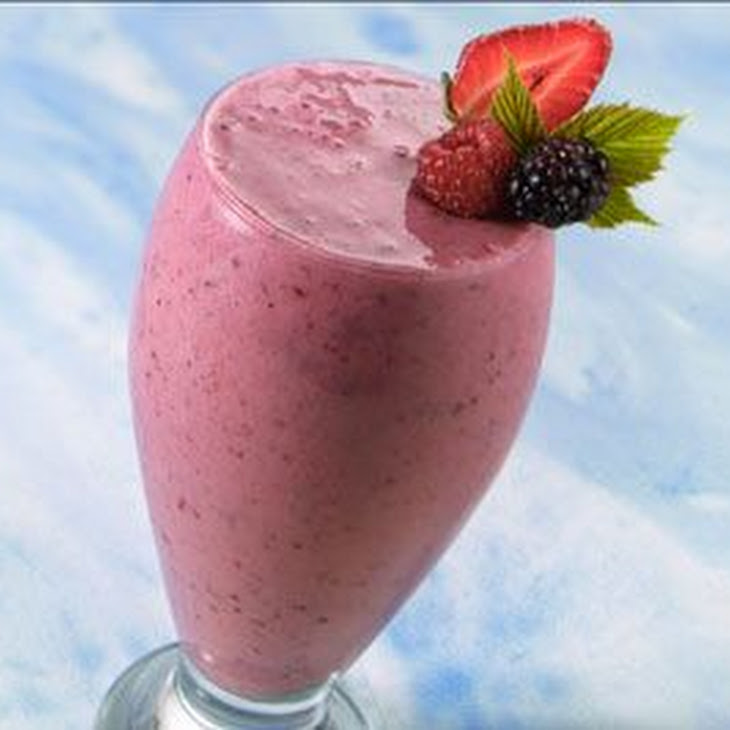 Liz's Single Serving Low Carb Very Berry Smoothie
