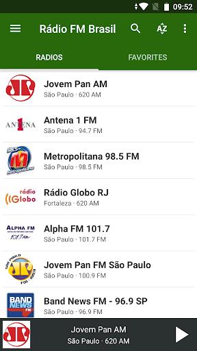Ru00e1dio FM Brasil (Brazil) 8.4.2 screenshots 1