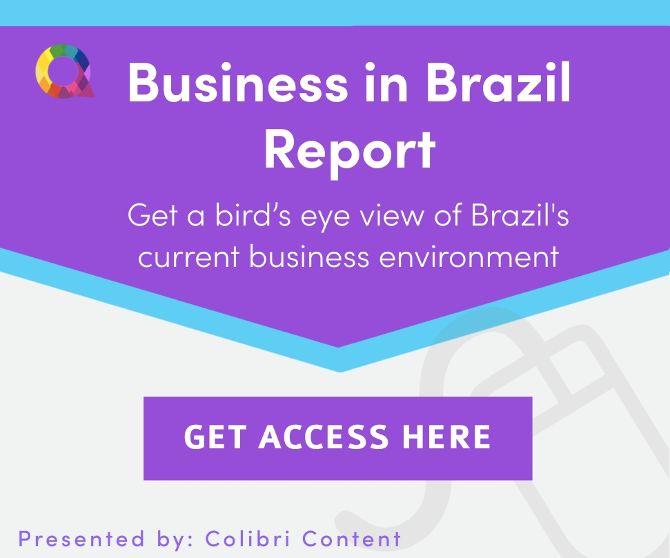 Brazil Business Report cover