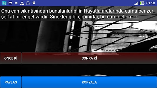 Sıkıntı Sözler screenshot 9