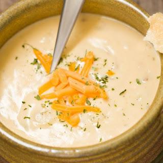 Beer Cheese Potato Soup Recipes.