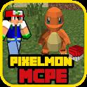 Pixelmon MOD for MCPE icon