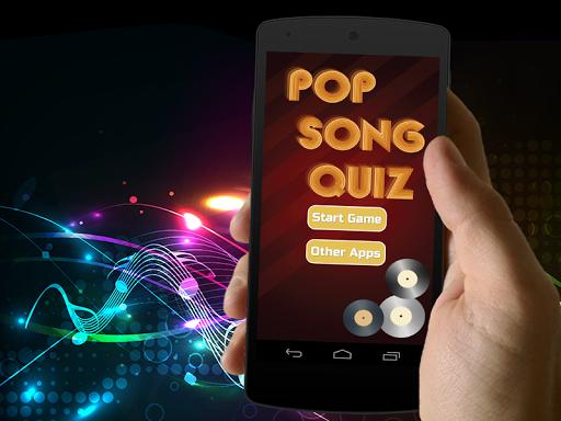 Pop Song Quiz