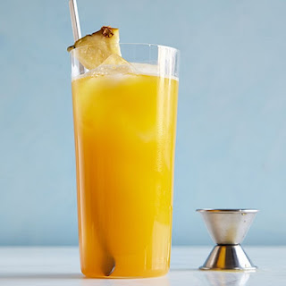 Tropical Spice Cocktail