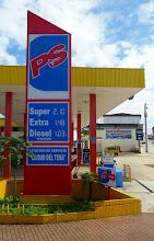 Photo: Price of gas, per gallon