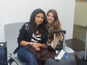 Photo: Joselyn i Vanina