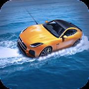 Water Floating Car Simulator