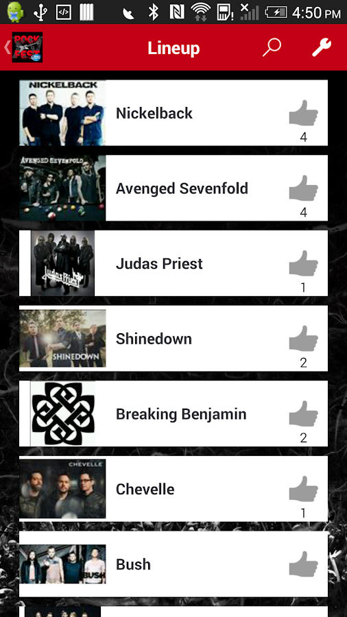 Rock Fest ~ Cadott, WI- screenshot