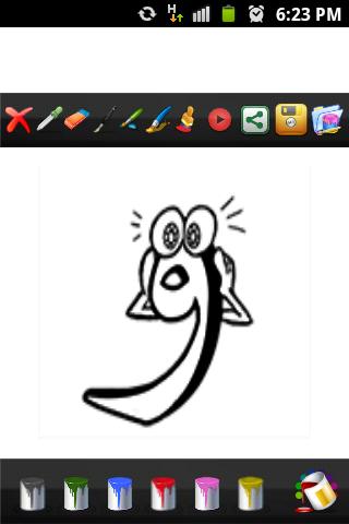 English & Arabic Letters screenshot 8