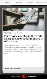 Qrius (formerly The Indian Economist)- screenshot thumbnail
