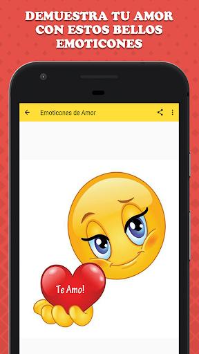 Emoticones para WhatsApp 1.1 screenshots 5