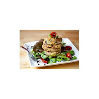 Summer Fried Green Tomatoes