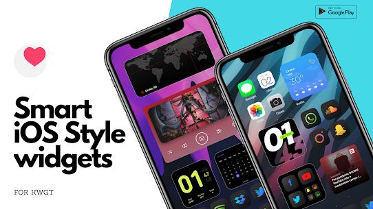 Smart iOS Style widgets v9.0 [Paid] 3