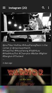 Muay Thai News MuayFarang.com- screenshot thumbnail