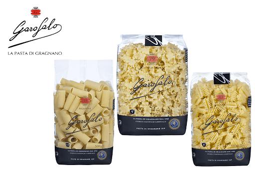Bild für Cashback-Angebot: Garofalo Pasta Sortiment