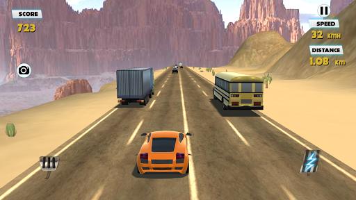 Traffic Race : 3D Simulator