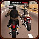 Stunt Bike Fighting:Highway icon