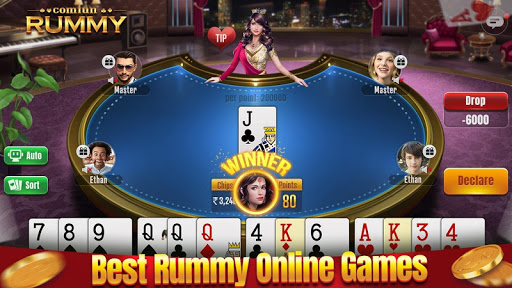 Indian Rummy Comfun-13 Card Rummy Game Online apkpoly screenshots 8