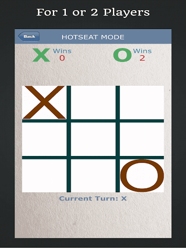 XOX: Tic Tac Toe 1.0.0 screenshots 6