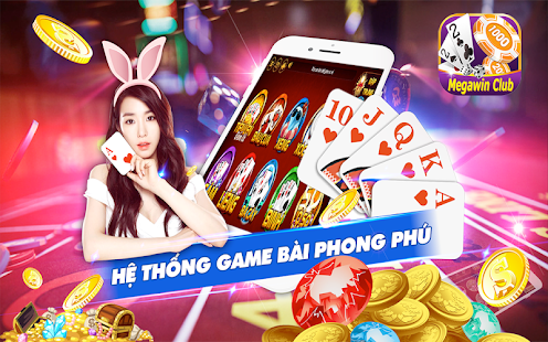 Megawin Club – Choi bai doi thuong- screenshot thumbnail