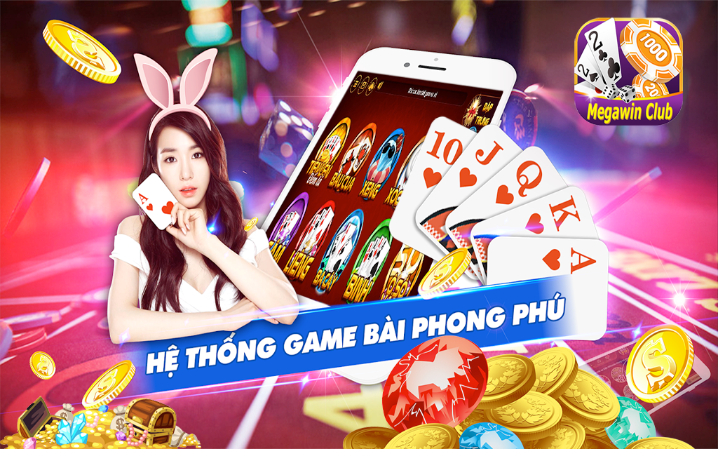 Megawin Club – Choi bai doi thuong- screenshot