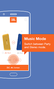 JBL Connect- screenshot thumbnail