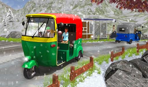 Offroad Tuk Tuk Rickshaw Driving: Tuk Tuk Games 20 apktram screenshots 2