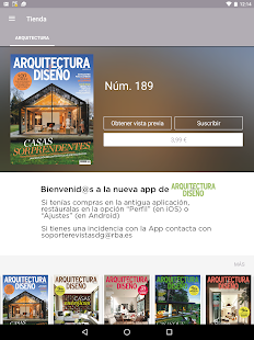Arquitectura y Diseño Revista- screenshot thumbnail