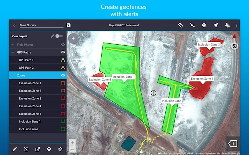 Mappt: GIS Data Collection- screenshot thumbnail