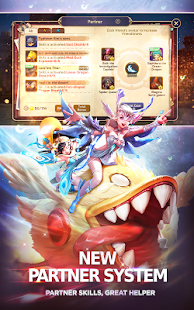 Hack Game Dragon Nest M - SEA apk free