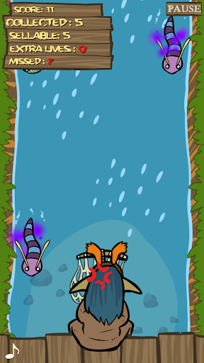 Fish Flash - screenshot