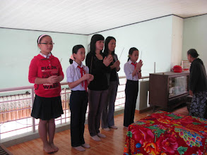 Photo: TH Trần Quôc Toản - Chào mừng Ngày thành lập QĐND 20-12-2010
