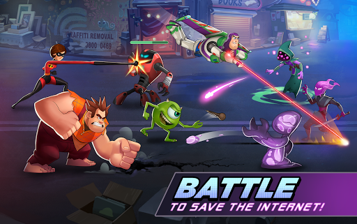 Télécharger Gratuit Code Triche Disney Heroes: Battle Mode MOD APK 1