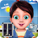 Baby Injection Simulation icon